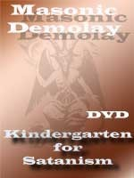 DeMolay: A Kindergarten for Satanism (DVD)