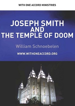 Joseph Smith and the Temple of Doom (DVD)